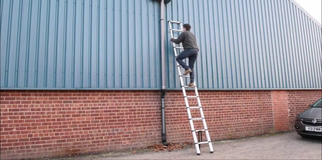 best telescopic ladder