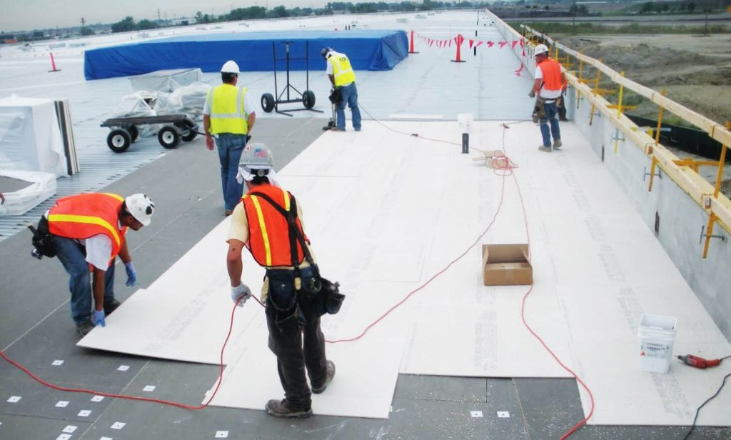 commercial roofing definition