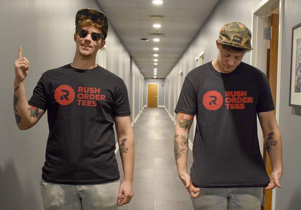 Tshirts-on-order
