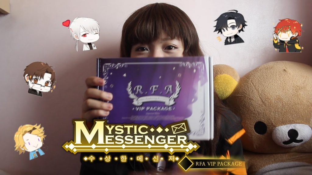 mystic messenger zen route chat times