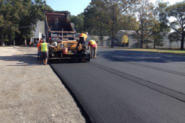 asphalt paving residential