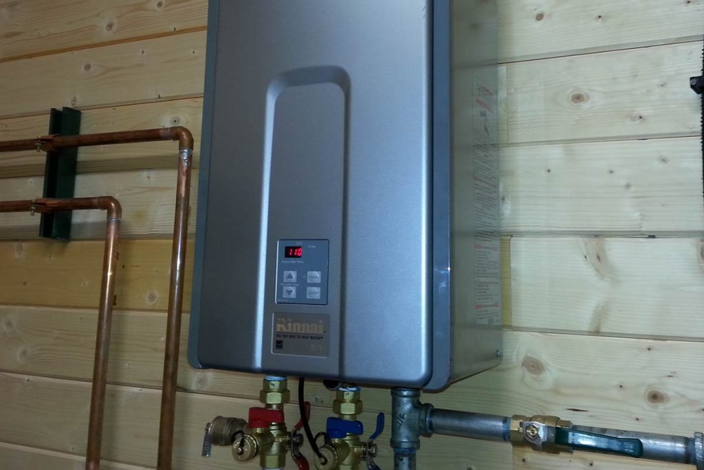 Local Hot Water System
