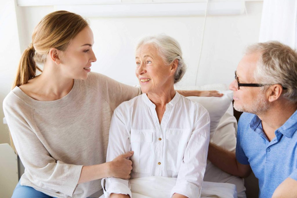 Taking Care Of Alzheimer-Patient
